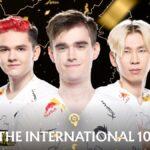 Team Spirit gana el campeonato de Dota 2 de 18 millones de dólares en el último segundo