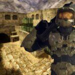 Halo 3 se ha podido modificar durante una semana, así que aquí está Dust2