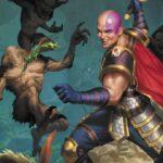 Hay un suplemento oficial de D&D sobre los héroes y villanos de Baldur's Gate 1 y 2.