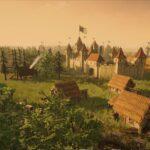 Construye castillos para sobrevivir a los mongoles en un RTS de defensa de oleadas gratuito