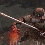 Estoy completamente enganchado a la pesca y la artesanía del Nuevo Mundo.