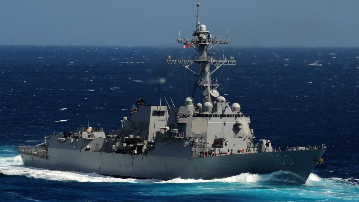 La Marina de los EE. UU. Afirma que fue 'pirateado' después de que alguien transmitiera Age of Empires en la página de Facebook de USS Kidd