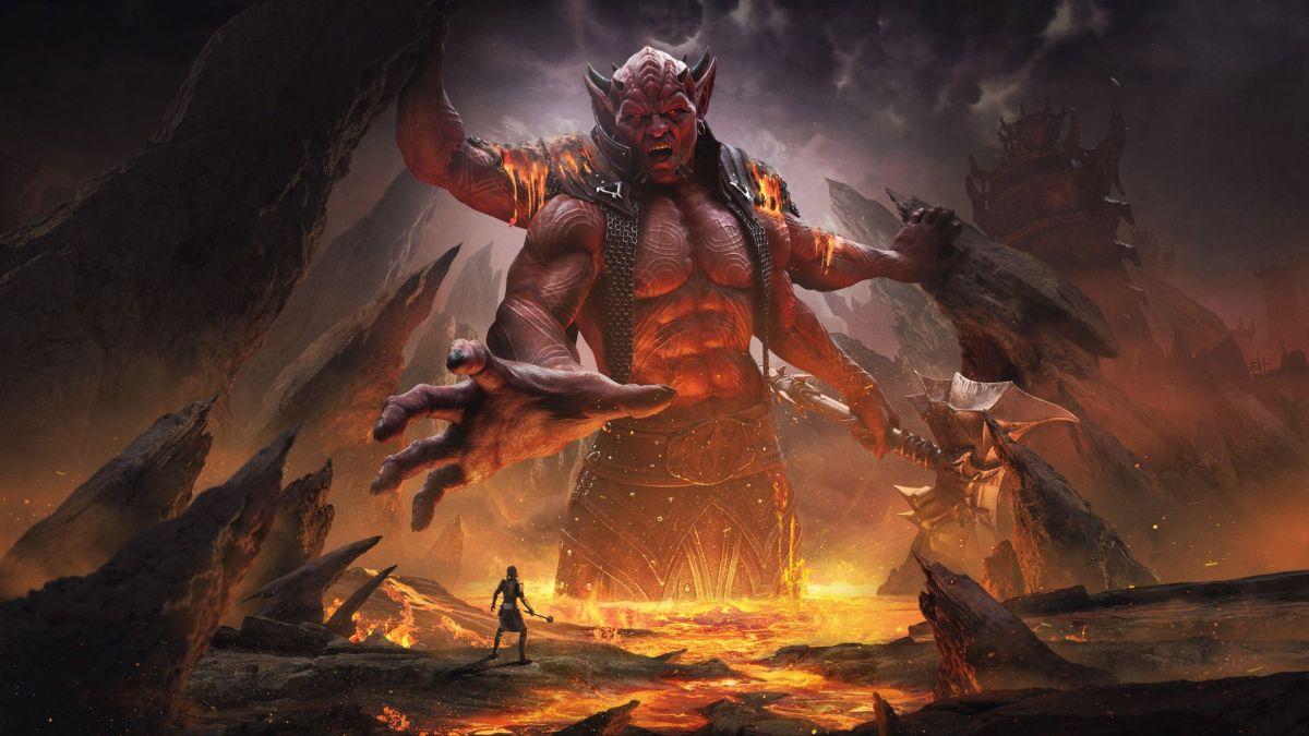 La expansión infernal Deadlands de Elder Scrolls Online llega en noviembre