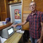 La leyenda holandesa dirige su camping desde 1986 con un Atari ST