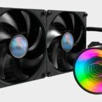 Mantenga las temperaturas de su CPU bajo control con este enfriador de líquido RGB que está a la venta por $ 60