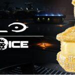 Termina la pelea con estilo con estos collares de diamantes con temática de Halo